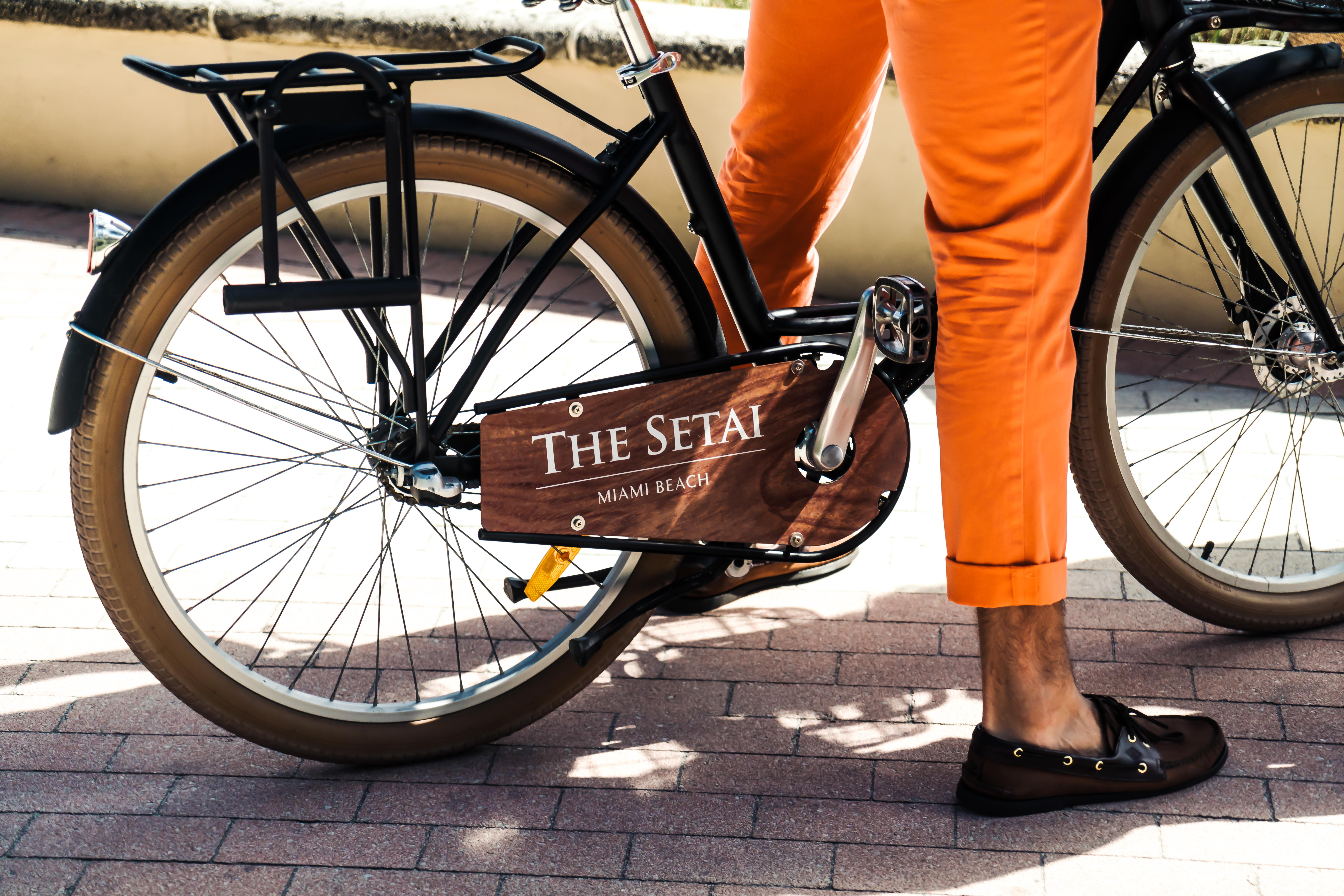 The Setai Hotel Bike, Amenity, Concierge