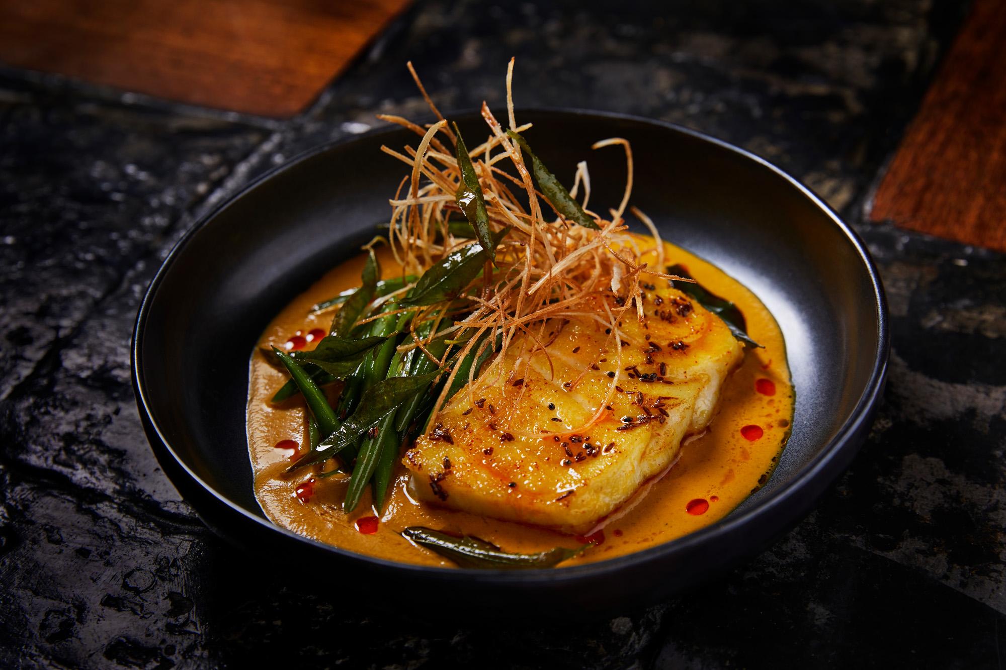 The Setai Ocean Grill Restaurant
