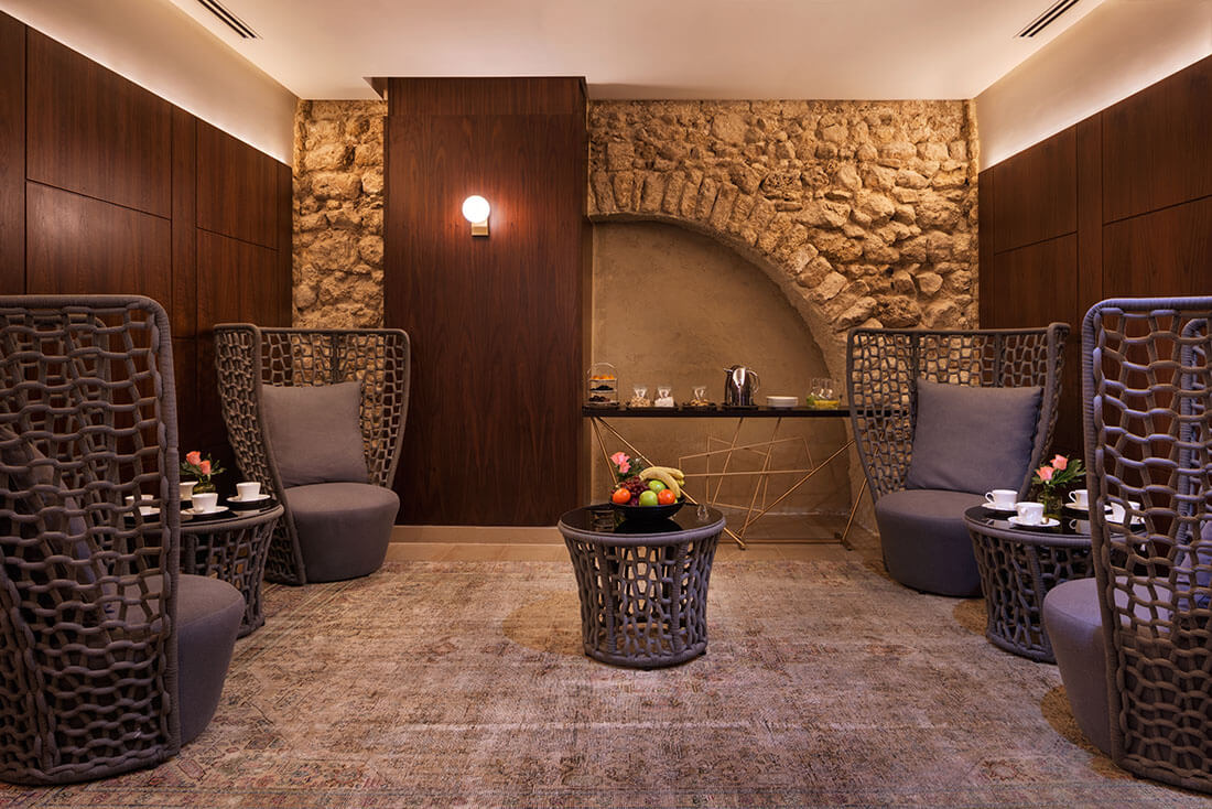 The Spa Waiting Room
