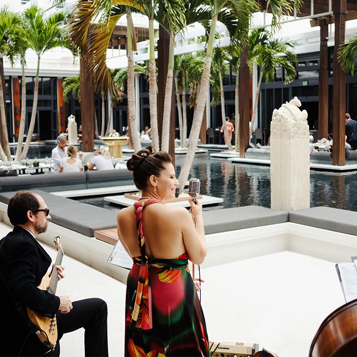 Jazz s Courtyard Brunch Jaya