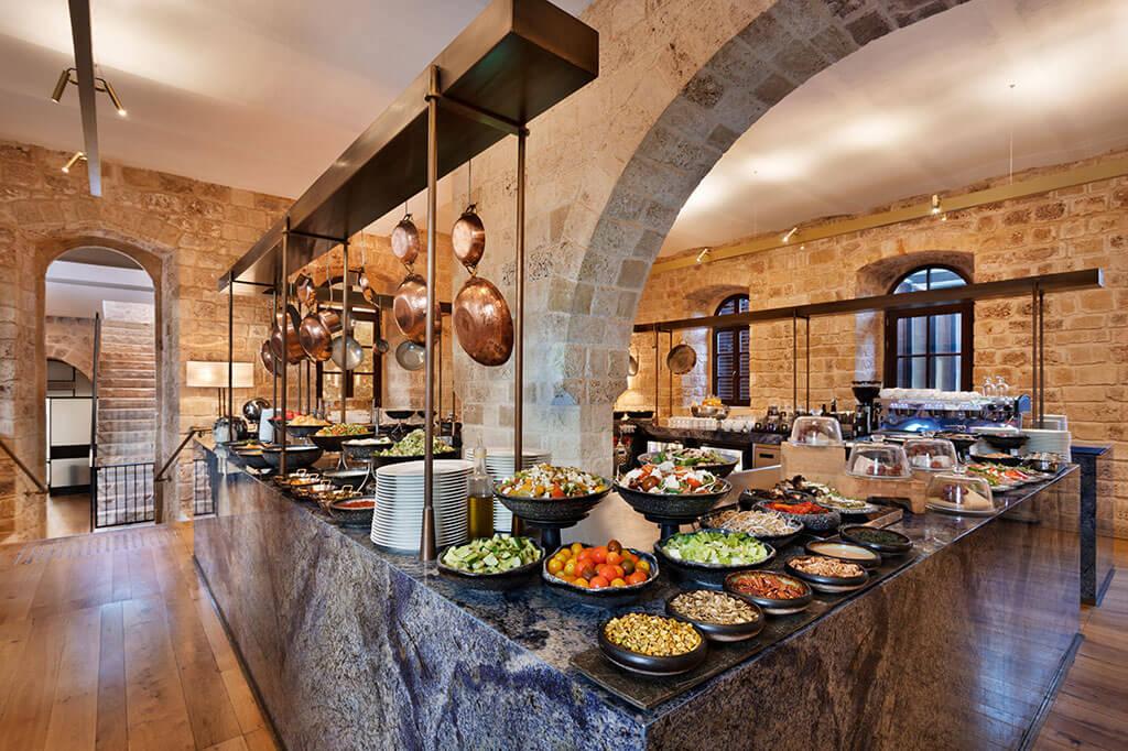 The Setai Tel Aviv Restaurants