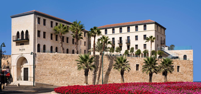 The Setai Tel Aviv Luxury Hotel