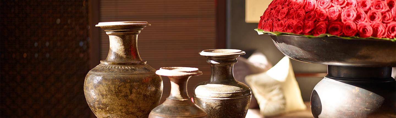 Ocean Suite at the Setai HotelThe Setai Spaces, Asian Decor the Setai