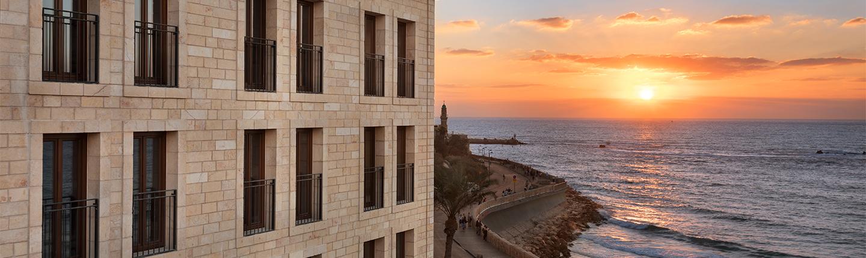 The Setai Tel Aviv Location